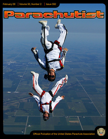 Parachutist Covers