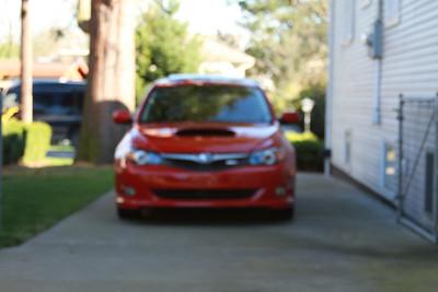 Todd's Car