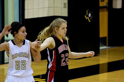 Basketball vs. Bruceville-Eddy