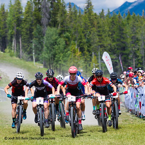 2018 XCO Canadian Championships Elite Women