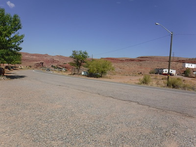 Day 6 Mexican Hat to Kaibab Camper Village AZ