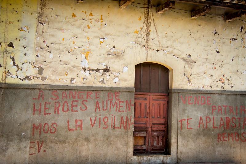 Streets of Granada