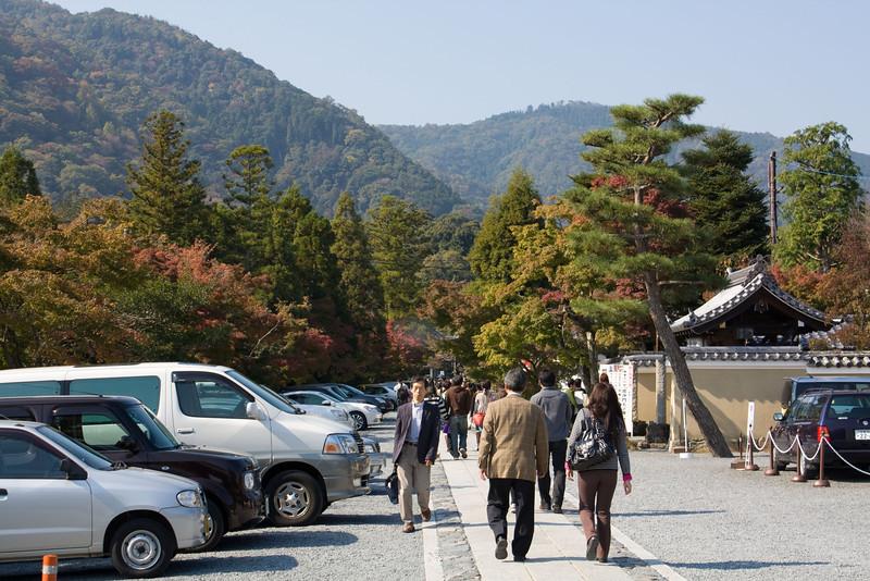 Entrance to Tenryu-ji, Arashiyama, Kyoto