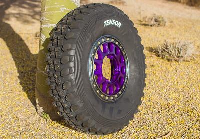 Austin's DS Tensor Tire and Method Wheels 4-18
