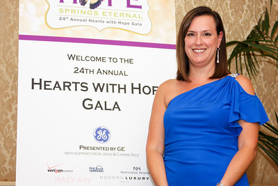 HOPE SPRINGS ETERNAL :: 24th Annual Hearts with Hope Gala