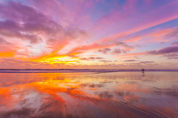Sunset 11-21