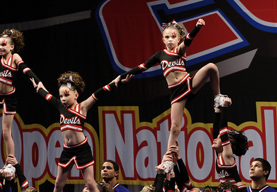 2008-09 Cheer Competition Season