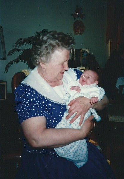 Mom B with First Great Grandchild Antonia.jpg