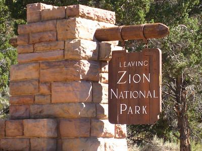 2008 Zion National Park