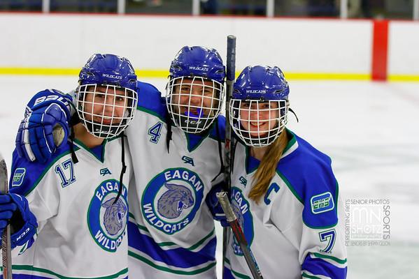 2017 Girls Hockey