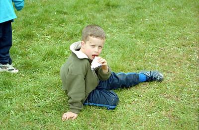 Beaver Fun Day at Downe 2003