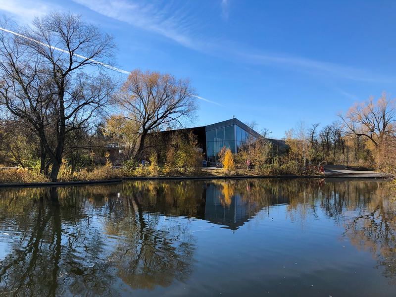 Assiniboine Park in Winnipeg