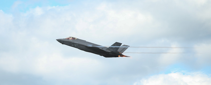 F-35 Lightning II - New York International Air Show 2019