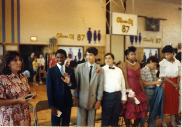 1987 06 - Dave and Tamara's Jr High Grad