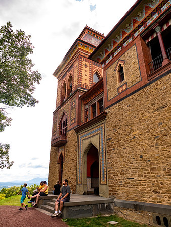 Olana State Historic Site - Frederich Church