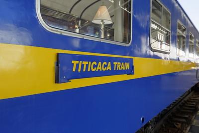 Titicaca Train