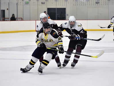 Mount Everett hockey hosts Amherst - 122919