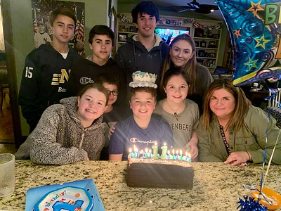 Kelly's 11th Bday