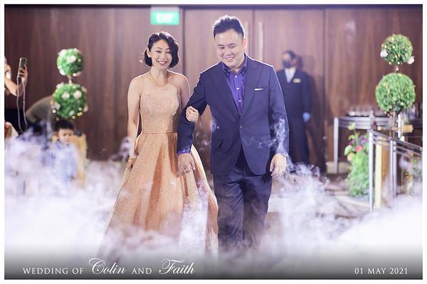 Wedding of Colin & Faith (Roving Photography)