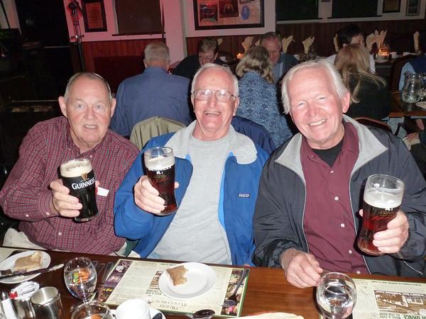 2012 Ireland Scotland London