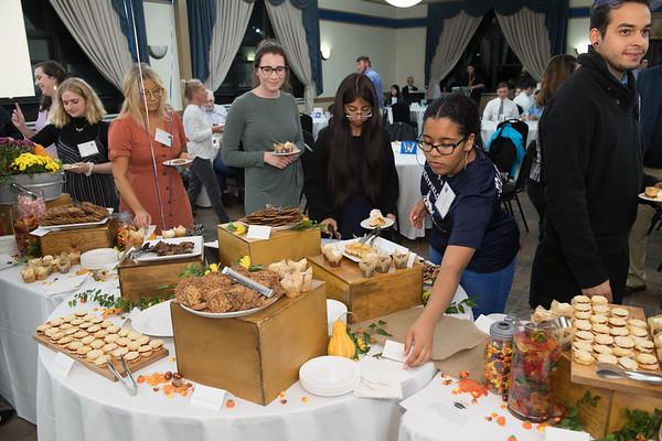 Sweet Success Reception, Oct. 2019
