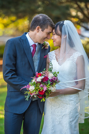 Julie & Simon Wedding