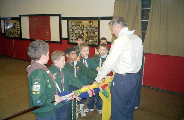 Cub Promises 2003