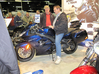 2011 Motorcycle Show