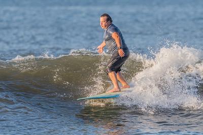 John Cilento surfing Long Beach 8-26-20