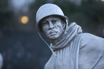 150322 Korean War Veterans Memorial