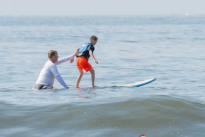 Josh Surfing Long Beach