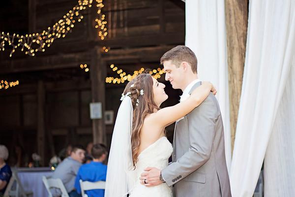 {  Howell Wedding  }