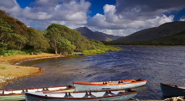 Hausboot Irland