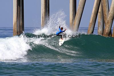 Surfing America Prime @ HB Pier 5/9/15