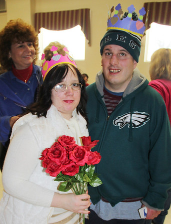 Valentine's Dance, ACCESS Services, Hometown Fire Company, Hometown (2-21-2014)