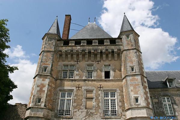 Chateau de Talcy - Exterieur