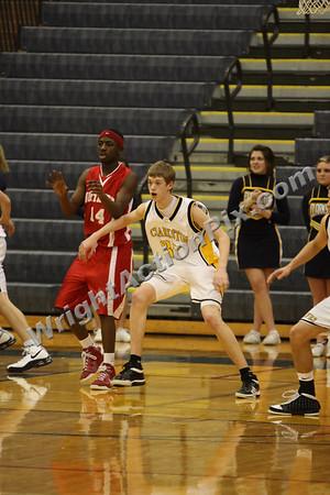 2009 01 28 JV Basketball Game vs. Flint Northern