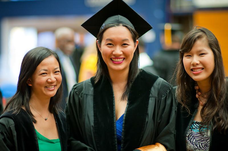 Jackie Graduation - June '12