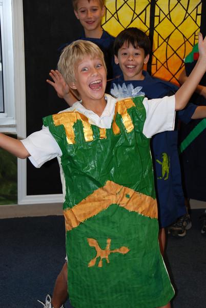 Medieval Times Field Trip-November 2006