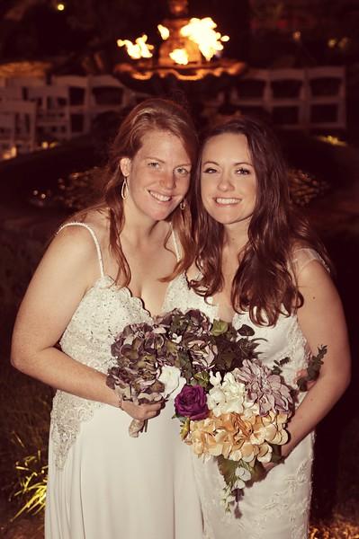 Valerie & Amber
