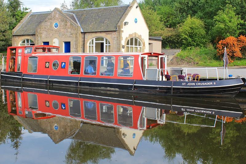 Edinburgh & Glasgow Union Canal – Ratho