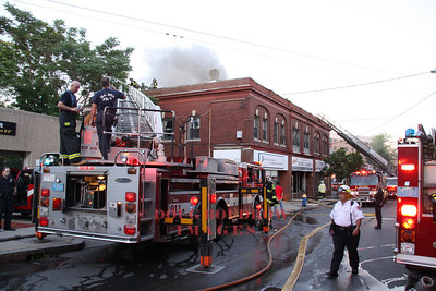 Malden, MA - 4th Alarm, 62 Summer Street, 6-30-10