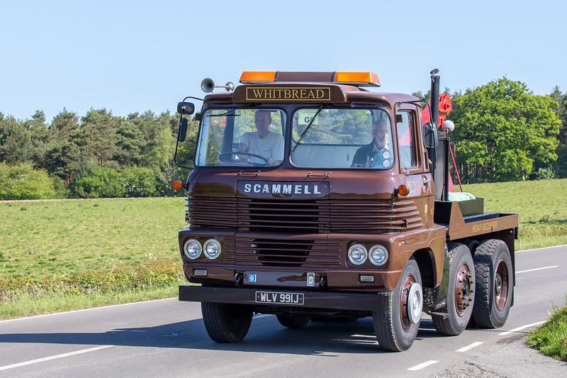 1970 Scammell Trunker