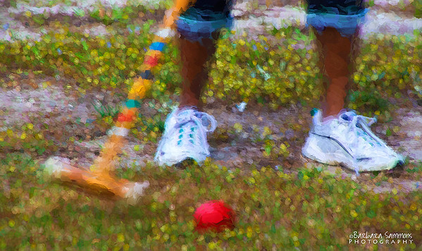 Croquet - Procssed as an Abstract