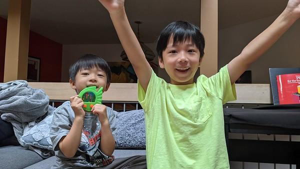 """God Helps Naaman"" 7/25/21 Toddlertown Sunday Worship at Home"