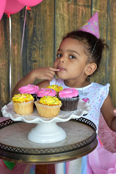 3 years old Birthday Photo Session