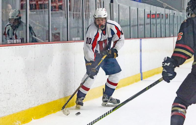 no.10, Riley HavilandWall v/s Hillsborough hockey in Wall, NJ on 1/4/19.[DANIELLA HEMINGHAUS | THE COAST STAR]