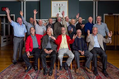 68 Mech Eng 50-Year Reunion - 2nd Night