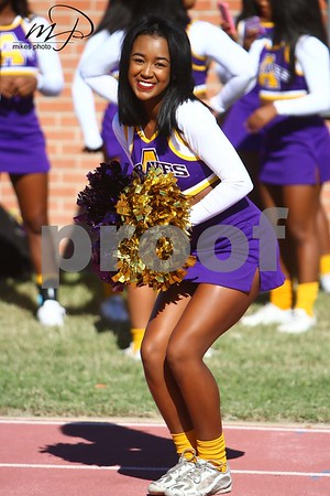 2016 Alcorn State Cheerleaders