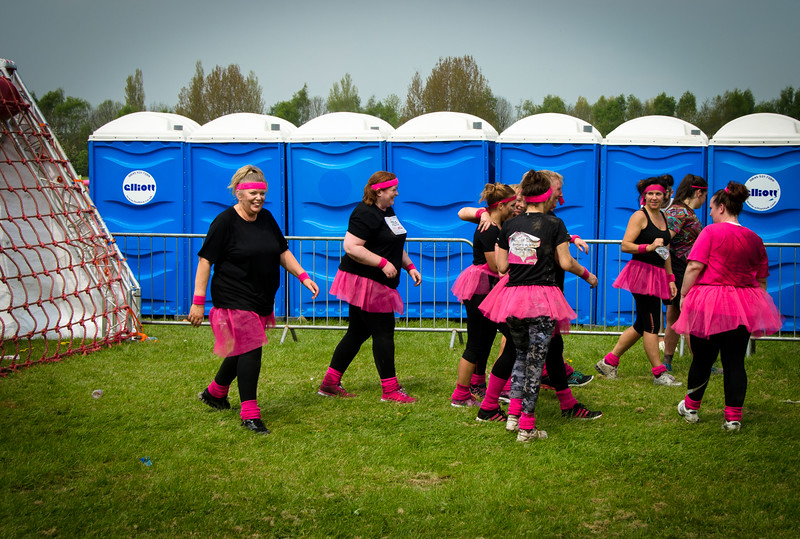 Race for Life - Pretty Muddy 5k